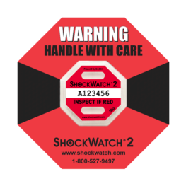 Shockwatch2 50G impact indicators