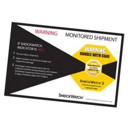 Shockwatch2 on Companion Label