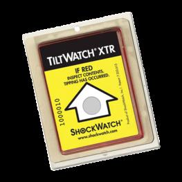 TiltWatchXTR tilt indicator