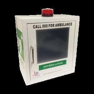 AED Alarm Cabinet
