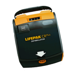 LIFEPAK CR Plus Fully Automatic Defibrillator