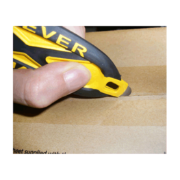 Klever X-Change concealed safety blade tape splitter