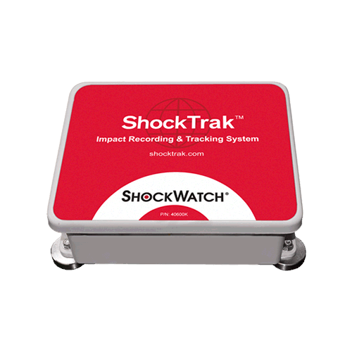 ShockTrak impact recording and tracking system
