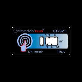 Timestrip PLUS temperature indicators TP077 0C