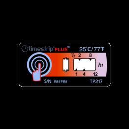 Timestrip PLUS temperature indicators TP217 25C main