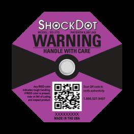 ShockDot impact indicators 37G