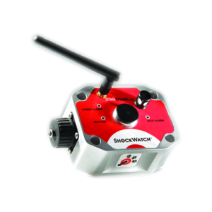 Shocklog 298 RF impact recorder with external temperature and humidity sensor