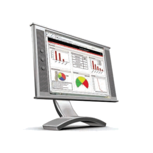Equipcommand software screen