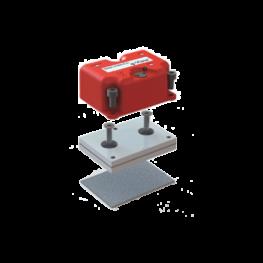 g-view impact recorder mounting kit