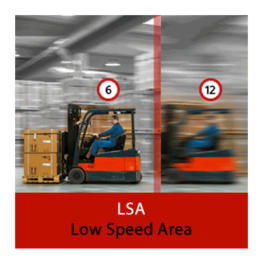 Low Speed Area