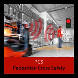 Pedestrian Cross Safety