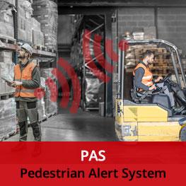 pedestrian alert system