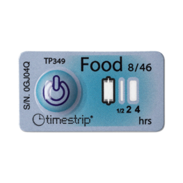 timestrip food temp indicator8C