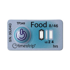 timestrip food temp indicator8C