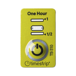 timestrip time indicator 1 hour