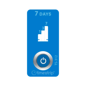 timestrip time indicator 7 day