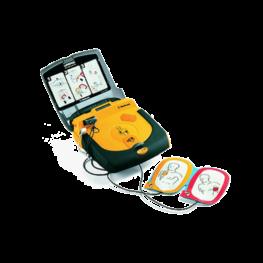 LIFEPAK CR Plus defibrillator components
