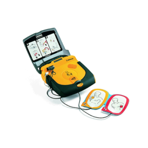 LIFEPAK CR Plus defibrillator components