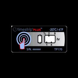 Timestrip PLUS temperature indicators TP170 -20C main