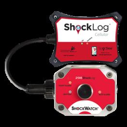 ShockLog Cellular impact recorder