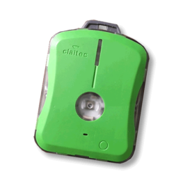 PAS T-10R rechargeable personal tag