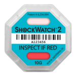 Shockwatch2 10G activated