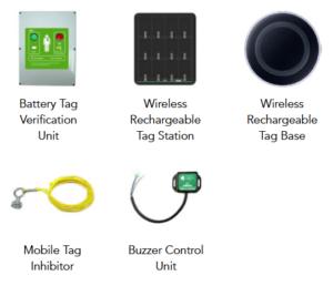 Pedestrian Alert System Optional Accessories