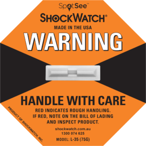 ShockWatch Label L-35 75G