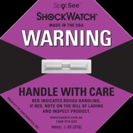 ShockWatch Label L-55 37G