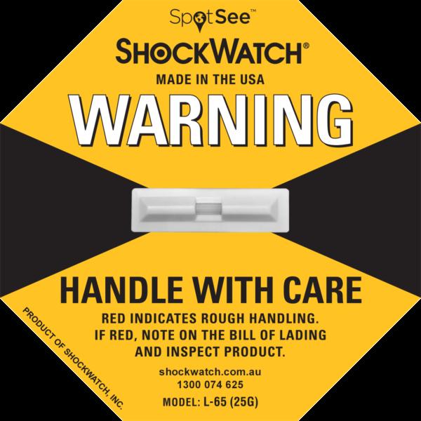 ShockWatch Label L-65 25G