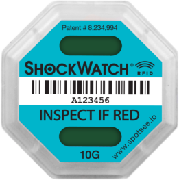 ShockWatch RFID 10G
