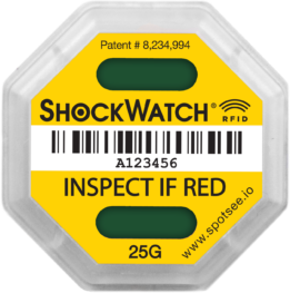ShockWatch RFID 25G