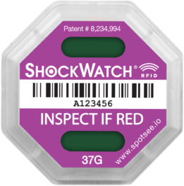 ShockWatch RFID 37G