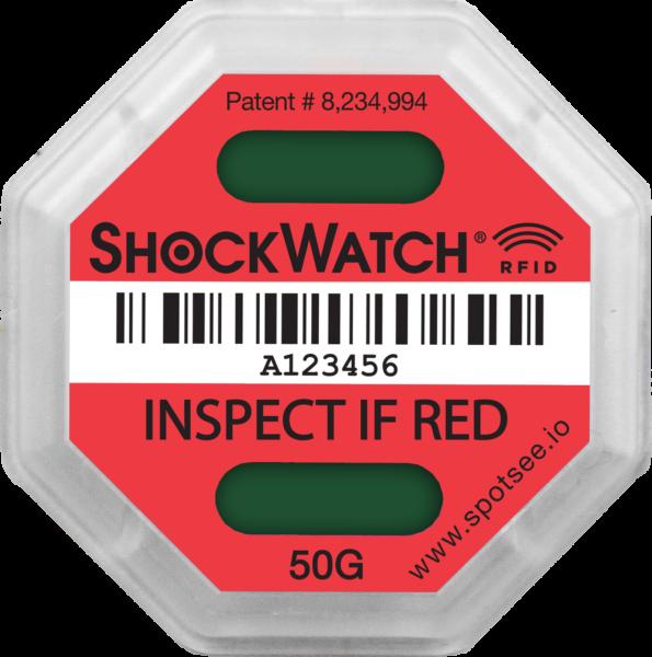 ShockWatch RFID 50G