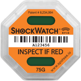 ShockWatch RFID 75G