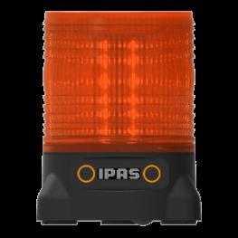 KIGIS IPAS Flashlight Zone Tag - Amber