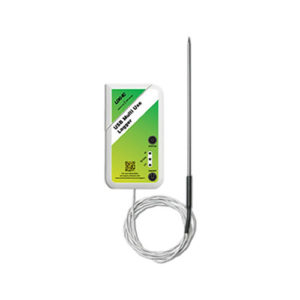 LOG-IC temperature recorder multi use with stainless probe