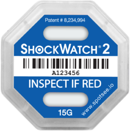 ShockWatch 2 - 15g-impact-indicator