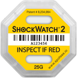ShockWatch 2 - 25g-impact-indicator