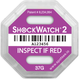 ShockWatch 2 - 37g-impact-indicator