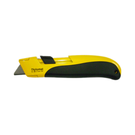 Dual Action Auto Retractable Safety Knives