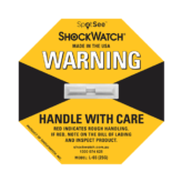 Shockwatch Impact Label