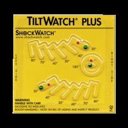TiltwatchPlus tilt indicator