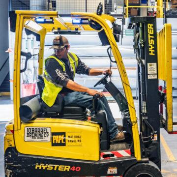 Forklift Operator USENS