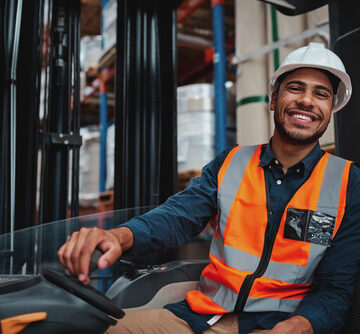 Forklift Safety Now Improved With Proximity Alert System