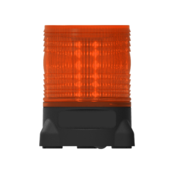 KIGIS IPAS Zone Tag - Flash Light - Amber - NO LED