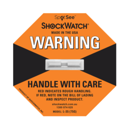 ShockWatch Label L-35 75G