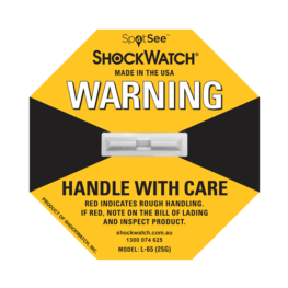 ShockWatch Label L-65 25G