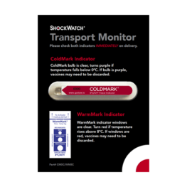 Cold Chain Transport Monitor sm
